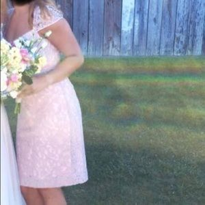 Dresses & Skirts - Jcrew Lace Dress, worn once!